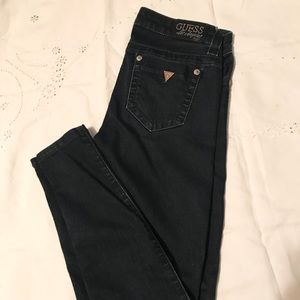 Guess jeans EXCELLENT CONDITION Power Skinny Sz 27